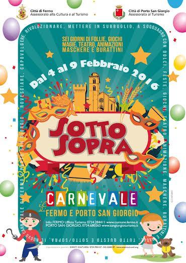 Carnevale Sottosopra